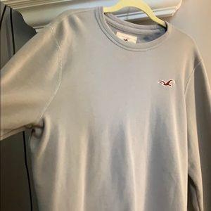 Hollister crew neck sweatshirt